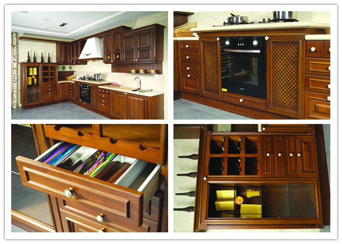 Welbom Wooden Double Sided Kitchen Cabinets - Buy Double ...