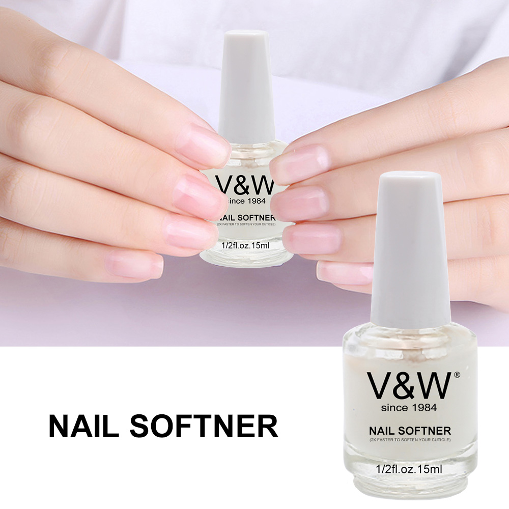 Nail softner 2X faster to soften your cuticle
