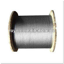 19x7 non-rotating galvanized steel wire rope