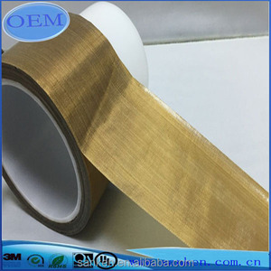 Free Sample Customized Supply 3M Adhesive Backed Teflon Tape