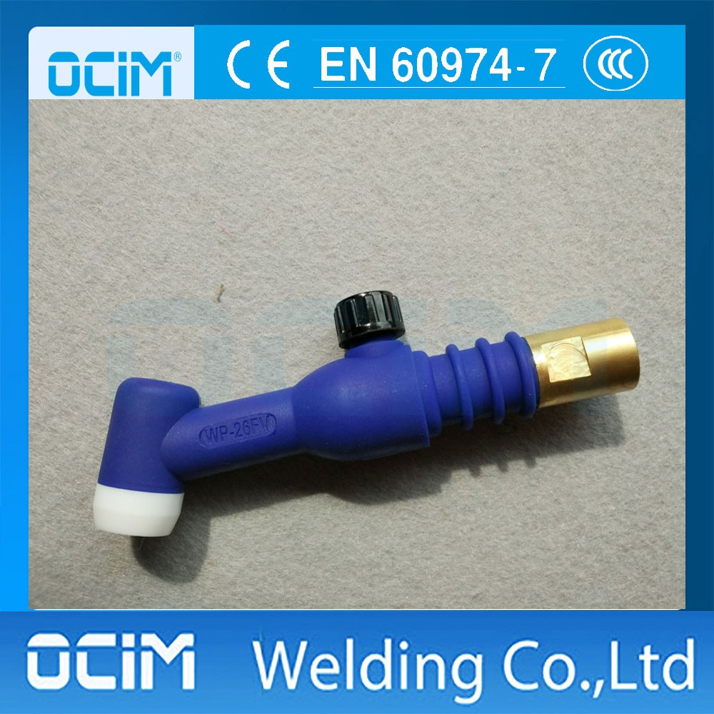 New Color WP-26VF Tig Torch Replacement Body Made In China