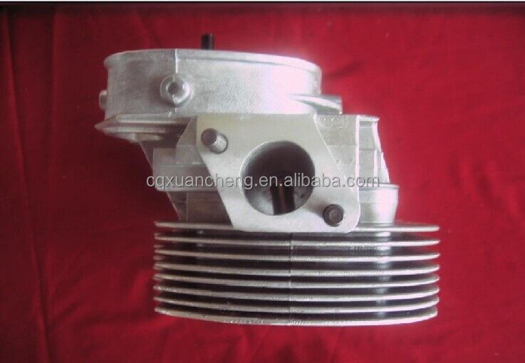 Car Cylinder Head For Vw Beetle Parts 040 101 375 5(intake Value Size  35 5mm Bore 94mm Exhaust 32mm) - Buy Car Parts,Vw Beetle Parts,Vw Cylinder  Head