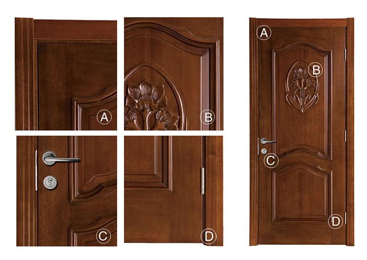 Chinese Style Interior Plywood Doors Design Conventional  sc 1 st  Pezcame.Com & Plywood Doors u0026 pezcame.com