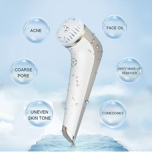 Joining techniques deep pore cleansing face wash brush head