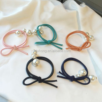 Eco-friendly spiral bangle bracelet pear accessories holder custom  wholesale no crease bulk elastic hair 58eaa9ba64b