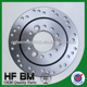 Wuyang princess electric motorcycle brake disc disc brake plate steel qualitative 58 mm outside diameter 190 mm diameter