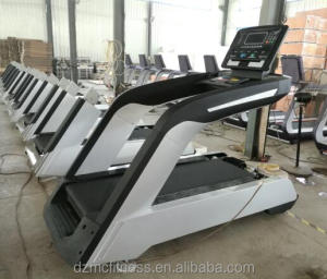 Newest Design CE Approved AC Commercial Motorized Treadmill/Commercial Treadmill(With TV) (K-TR90T)