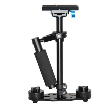 YELANGU Photograph Equipment Aluminum Handle Steadicam Stabilizer For HDV Camcorder