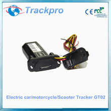 Highly recommended remote engine block stable quality car gps tracker gt02