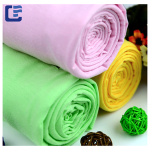 wholesale 95% viscose 5% elastane jersey knitted fabric for homewear