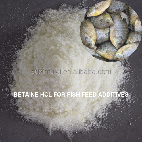 Very cheap Feed additives 98% betaine HCL for fish feed additive