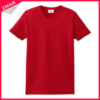 T-shirt Made In China Bulk Cheap Promotional Men's Blank Pocket T Shirt Wholesale