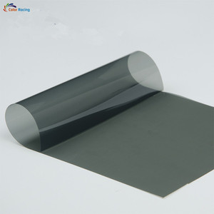 High sun block nano ceramic window film tinted paper