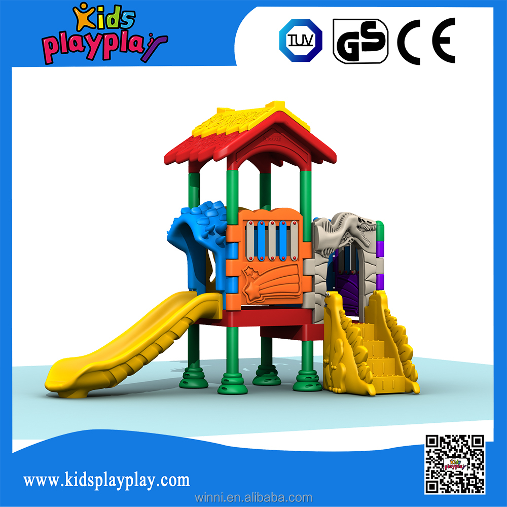 kids outdoor playground inflatable playground mermaid slide for kids