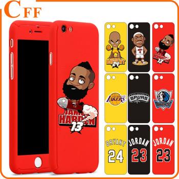 360 Pc Case For Iphone 6 6s 7plus Michael Jordan 23 Full Body ...