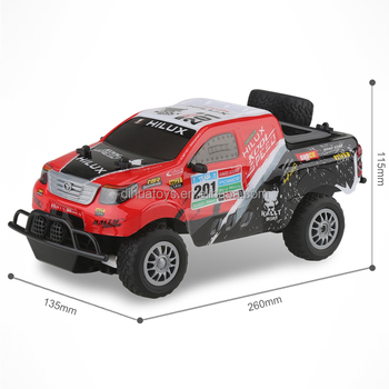 1 20 Scale Model Car Full Function R C Toyota Hilux 2015 Buy Rc