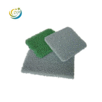 Competitive Price High Quality filter mesh polyurethane foam sheets photocatalyst air filter sponge