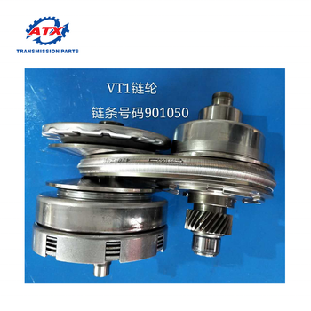 Cvt Gearbox Vt1 Pulley Set With Chain Auto Transmission Sprocket Wheel With  Belt - Buy Cvt Transmission Pulley,Vt1 Sprocket Wheel With Belt,Vt1