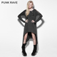 PQ-132 PUNK New Coming Summer Casual Dress Latest Net Price Dress Designs Long Sleeve Wool Knitted Dress
