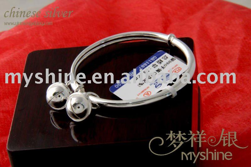 Best gift for baby sterling silver anklet