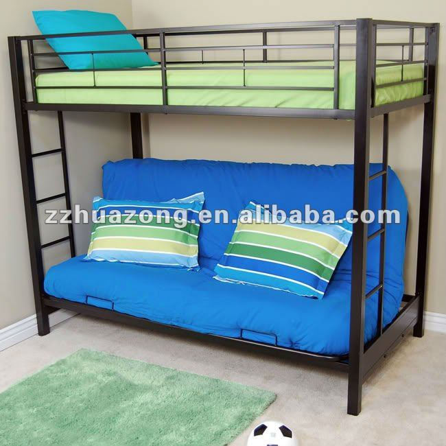 New Kids Metal Frame Bunk Bed Buy Bunk Beds For Kids Kids Modern Bunk Bed Metal Futon Bunk Beds Product On Alibaba Com