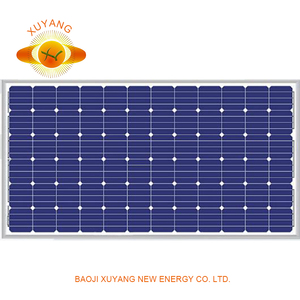 China mono 320W solar panel with battery