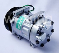 Electric car air conditioning system compressor SD7H15 for VOLVO TRUCK 8044