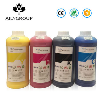 eco solvent sublimation uv printer pigment dtg t shirt textile solvent water based dye sublimation printing ink