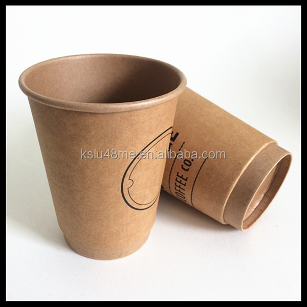 Custom Paper Cups For Hot Coffee