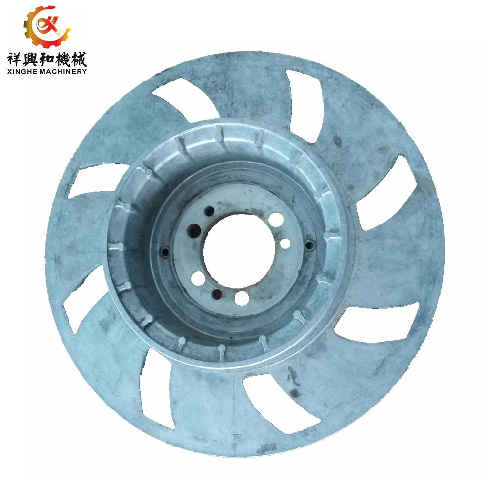 OEM pulley wheel aluminum pulley aluminum with painting finish