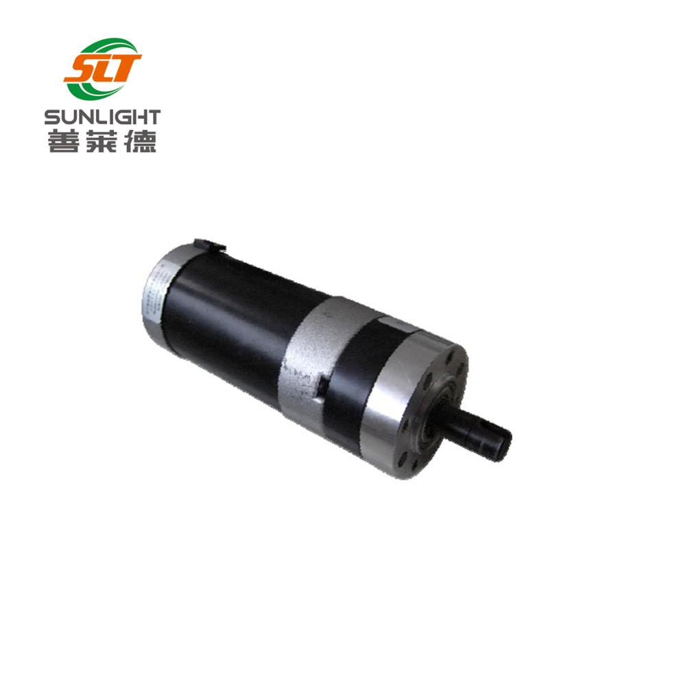 ODM small drive pmdc brushless gear motor with low voltage