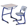 Classroom Single Student Desk and Chair for College School
