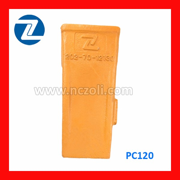 PC120 Mini Excavator Earthmoving Spares Parts 202-70-12130