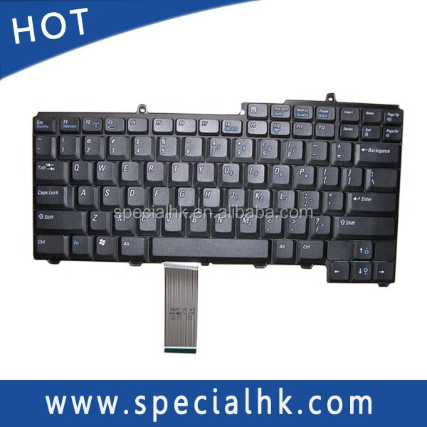 New US layout laptop keyboard for Dell 630M 6400 E1505 XPS M1710
