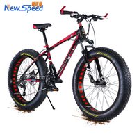 Directly from Factory fat tire snow bike for russia market