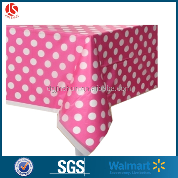 Adhesive ai tablecloth tableware /table cloths made in china