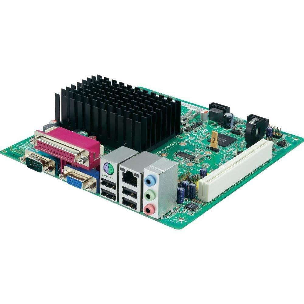 Intel D2500HN Atom D2500 Fanless Mini-ITX Motherboard,VGA, BLKD2500HN