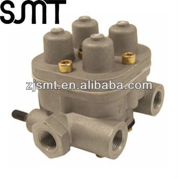 Four Circuit Protection Valve 934 713 004 0 Use For FORD Truck