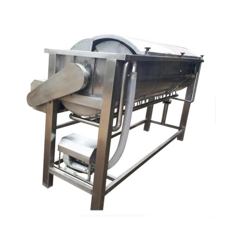 Commercial <strong>chicken</strong> feet heating scalder pulcker machine <strong>chicken</strong> feet <strong>processing</strong> line
