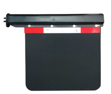 Caminhão de Borracha Mud Flap mud flaps Plástico heavy duty trailer defensas De Borracha PE PVC guarda lama