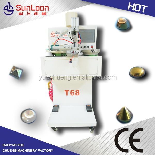Top level Best-Selling auto hot-fix setting machine