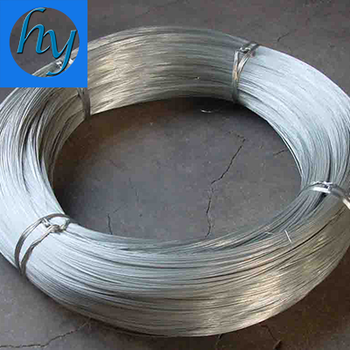 galvanisé fer prix de la bobine / 4 mm galvanisé fil bobine