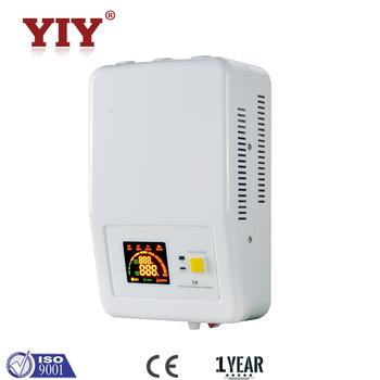 1500 Watt Stac Voltage Regulator Relay Type Ac Automatic Voltage