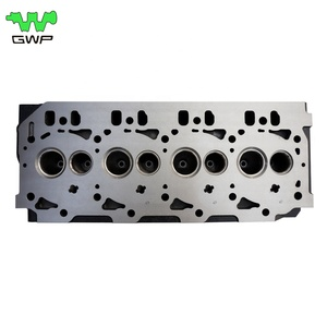 forklift diesel engine parts 4D98E cylinder head