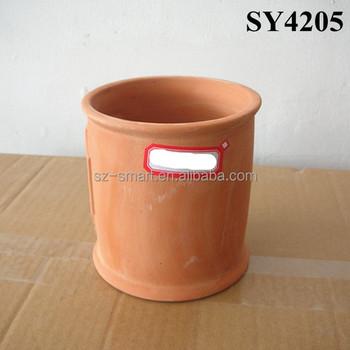 Vaso Di Coccio.Hotsale Vaso Di Fiori 2015 Cilindrico Mini Pianta In Vaso Di Terracotta Ingrosso Buy Cilindrico Mini Pianta In Vaso Di Terracotta Ingrosso Mini