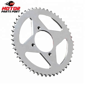 Motorcycle spare parts 37t sprocket for yamaha rx100