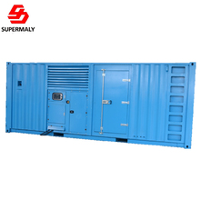 Hot!OEM Low price Yuchai 1000kw diesel generator AC three phase output made in China