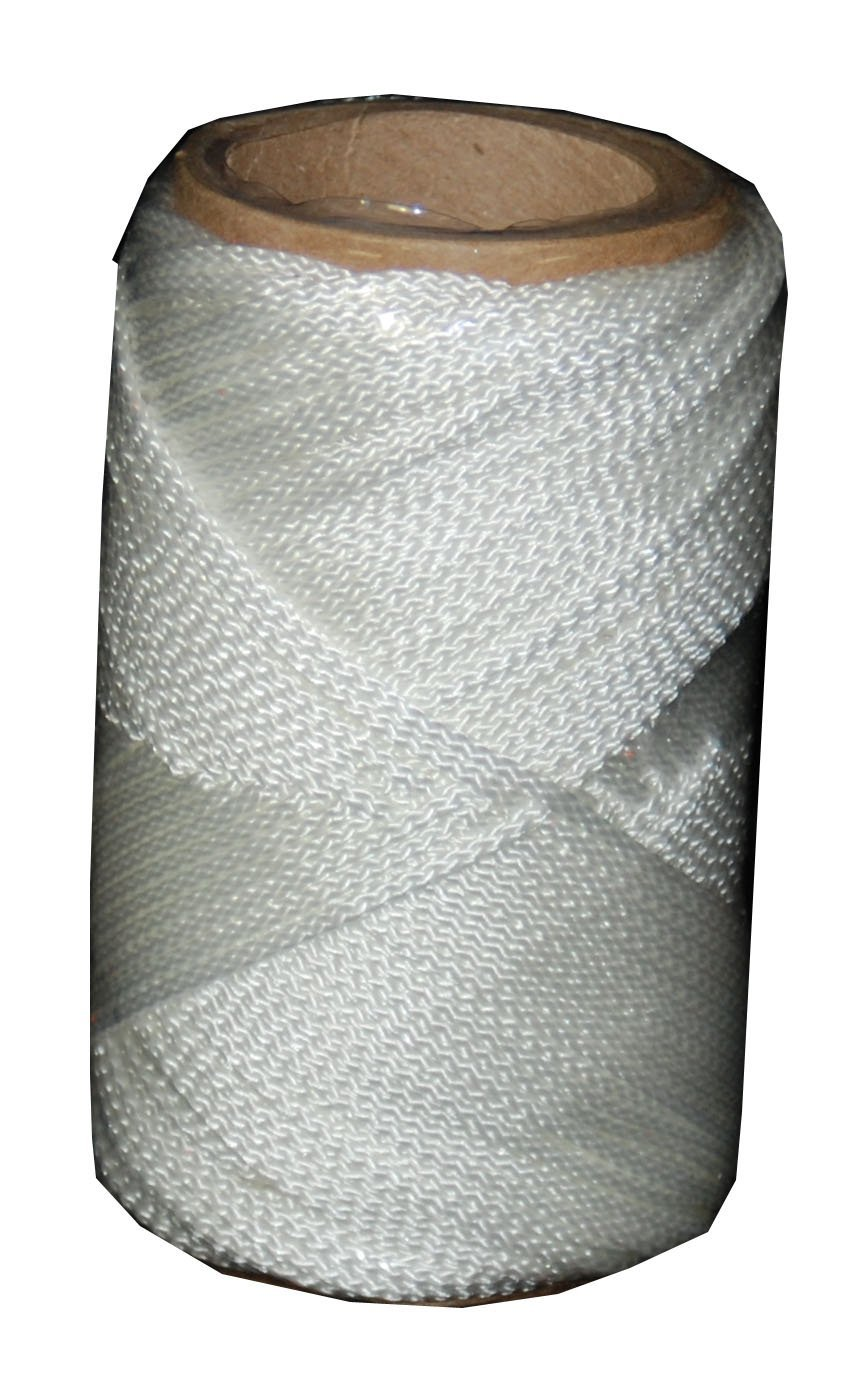 T.W . Evans Cordage 12-100 Number-1 Braided Nylon Mason Line, 100-Feet