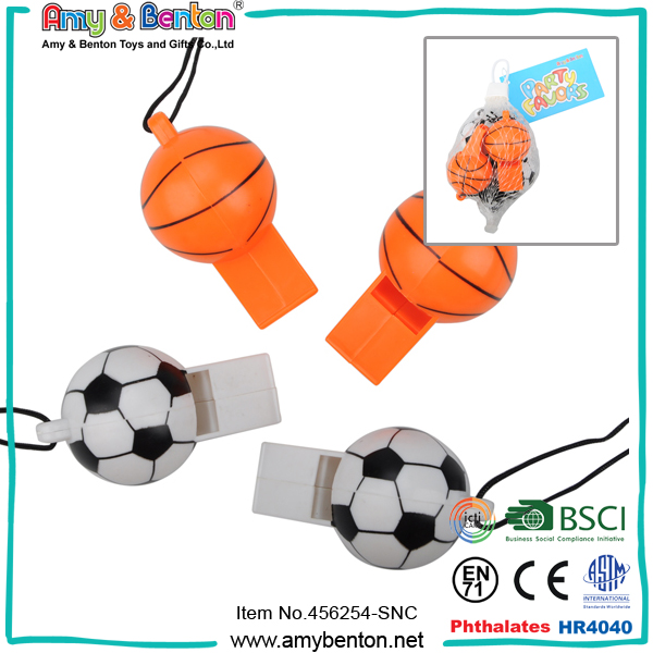 2016 Hot fashion funny promotional sports soccer referee whistle