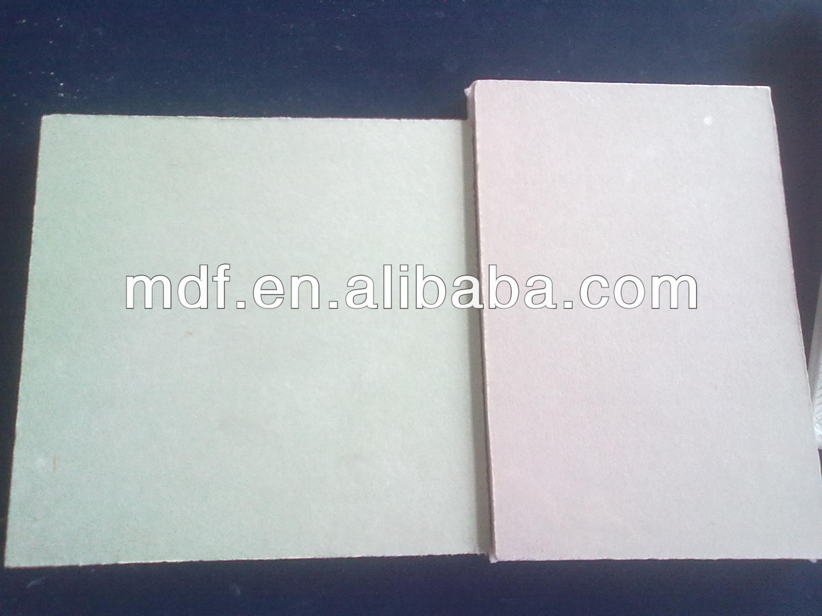 waterproof drywall gypsum board/fireproof drywall